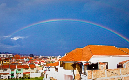 rainbow jan 2017-1-1 Cuenca